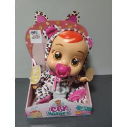 OUTLET - Lalka Płaczący bobas Lea Cry Babies - 10574