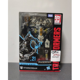 OUTLET - Transformers Studio Series Starscream - E0702 E1608