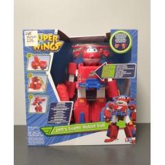 OUTLET – Transformujący robot Dżetek Jett – 720331
