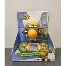 OUTLET – Super Wings – Transformujący samolot Todd – 720222