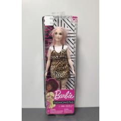 OUTLET – Barbie Fashionistas modna lalka nr 109 – FXL49