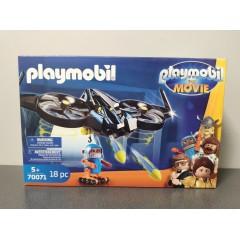 OUTLET – Klocki Playmobil the Movie Robotitron z dronem – 70071