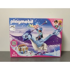 OUTLET – Playmobil Magic zimowy Feniks – 9472
