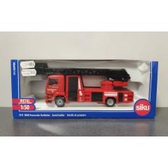 OUTLET – SIKU Super wóz straży pożarnej z drabiną – 2114
