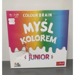 OUTLET – Trefl Colour Brain Junior - myśl kolorem – 01763