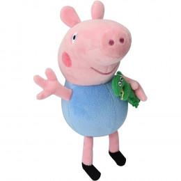 Świnka Peppa - Maskotka - George z przyjacielem 02552