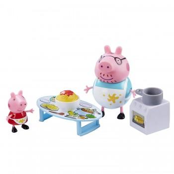 Świnka Peppa - Rodzinne gotowanie - Kuchnia 06923