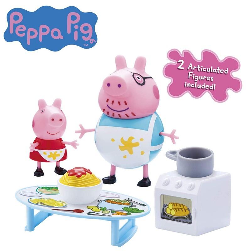 świnka Peppa Rodzinne Gotowanie Kuchnia 06923 Sklep