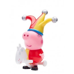 Świnka Peppa - Figurki Dress and Play - George - 07043