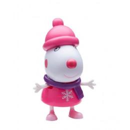 Świnka Peppa - Figurki Dress and Play - Owieczka Suzy - 07043