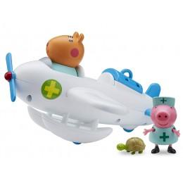 Świnka Peppa – Samolot weterynaryjny Dr Chomik 07349