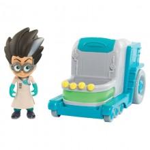 Pidżamersi 24579 Pojazd z figurką - Laboratorium Romeo
