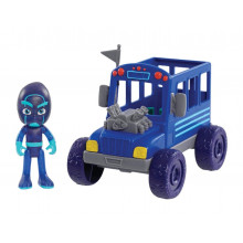 Pidżamersi - Bus Nocnego Ninja - Pojazd z figurką 95164