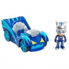 Pidżamersi - Kotboy z pojazdem Speed Booster 95231
