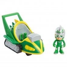 Pidżamersi - Gekson z pojazdem Speed Booster 95233