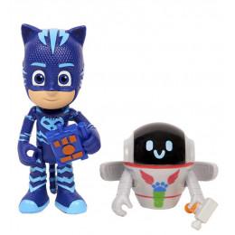 Pidżamersi - Kotboy i PJ Robot - Dwupak figurek z akcesoriami 95264