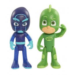 Pidżamersi - Gekson i Nocny Ninja - Dwupak figurek z akcesoriami 95269