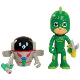 Pidżamersi - Gekson i PJ Robot - Dwupak figurek z akcesoriami 95309