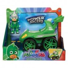 Pidżamersi - Figurka Geksona z pojazdem - Power Racers 95388