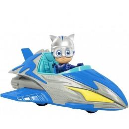 Pidżamersi – Save the Sky – Pojazd Kotboya + figurka 95820
