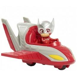 Pidżamersi – Save the Sky – Pojazd Sowelli + figurka 95820