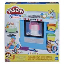 Ciastolina Play-Doh – Kitchen Creations – Magiczny piec do tortów – F1321