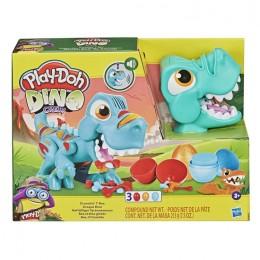 Ciastolina Play-Doh – Dino Crew – Przeżuwający dinozaur T-Rex – F1504