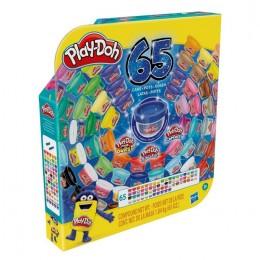 Ciastolina Play-Doh – Tuby uzupełniające 65-pak – F1528