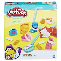 Ciastolina Play-Doh - Zestaw Weterynarz C3303