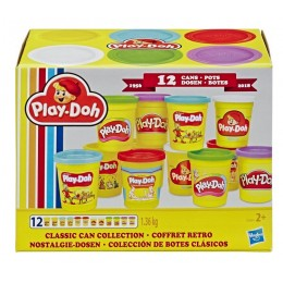 Ciastolina Play-Doh – 12 tubek – E5891
