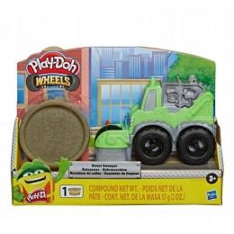 Play-Doh – Uliczna zamiatarka z tubą E6977