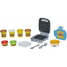 Ciastolina Play-Doh – Toster z akcesoriami – E7623