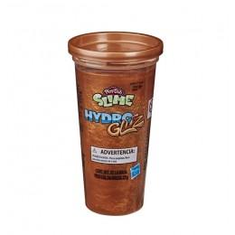 Play-Doh Slime – Hydro Glitz – Tuba pojedyncza brązowa – E9072