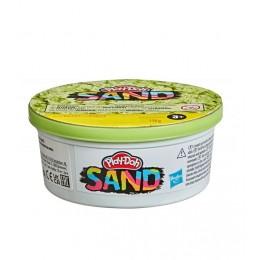 Play-Doh Sand – Piasek kinetyczny zielony – E9073 E9291