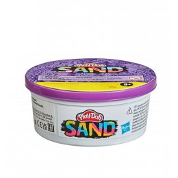 Play-Doh Sand – Piasek kinetyczny fioletowy – E9073 E9295