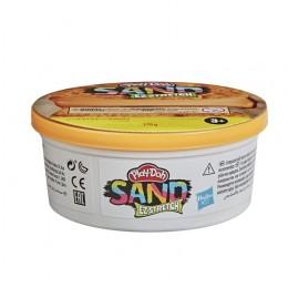 Play-Doh Sand – Piasek kinetyczny rozciągliwy pomarańczowy – F0152 E9007