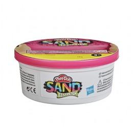 Play-Doh Sand – Piasek kinetyczny rozciągliwy różowy – F0153 E9007