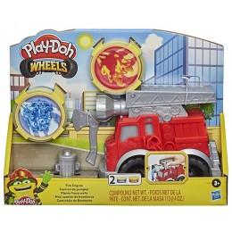 Play-Doh – Wheels – Wóz strażacki z akcesoriami F0649