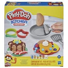 Ciastolina Play-Doh – Kitchen Creations – Zestaw do naleśników F1279