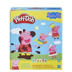 Ciastolina Play-Doh – Zestaw Świnka Peppa F1497