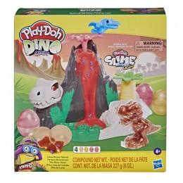 Play-Doh Slime Hydro Glitz – Dino Crew – Wyspa dinozaurów – F1500