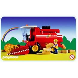 Playmobil 3929 Czerwony Kombajn
