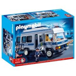 Playmobil 4023 Furgonetka policyjna