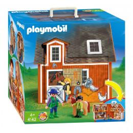 Playmobil 4142 - Przenośne gospodarstwo rolne