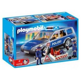 Playmobil 4259 City Action - Radiowóz policyjny