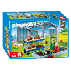 Playmobil 4481 – City Life – Szklarnia