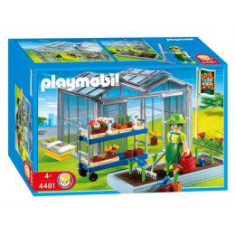 Playmobil 4481 – City Life – Szklarnia