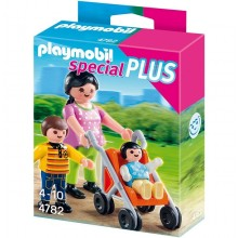 Playmobil Klocki Special Plus 4782 Mama z Dziećmi