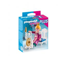 Playmobil Special Plus 4790 Księżniczka z kołowrotkiem