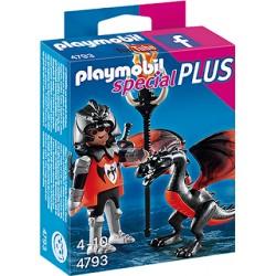 Playmobil Special Plus 4793 Rycerz ze smokiem